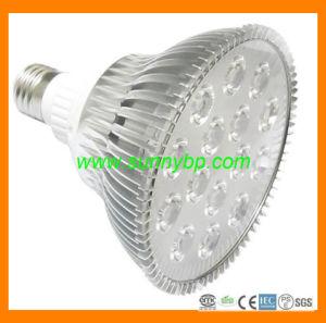 9W GU10/E27/MR16 wärmen kühlen Scheinwerfer des Weiß-LED