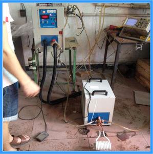 저가 판매 (JL-60)를 위한 둥근 강철 감응작용 위조 기계