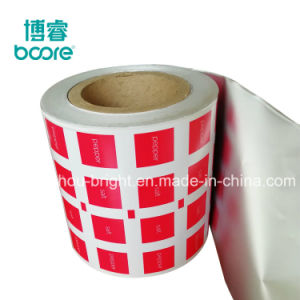 Bolsa automática haciendo uso de la máquina el papel de aluminio fabricantes de Paquete de papel para limpiar la pantalla Toweletee