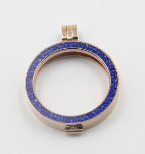 316L方法ネックレスの宝石類のための外科ステンレス鋼のロケットのペンダント