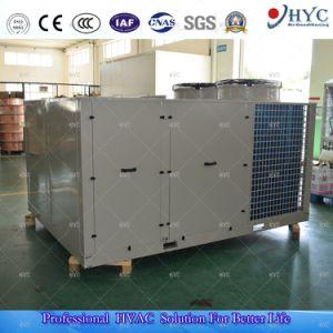 condizionatore d'aria monoblocco impaccato tetto di raffreddamento 65ton e di riscaldamento industriale
