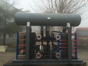 Unità parallela del compressore della vite usata congelatore a spirale