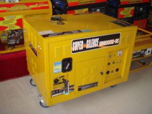 Gerador de gasolina super silencioso
