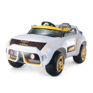 Modelo elétrico de alta velocidade RC Motores Twin Duplo Passeio de crianças no carro de brincar com as portas