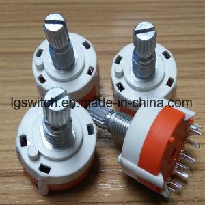 O ventilador 20mm 2 Pole 4 posições de 2p4t contactor rotativo