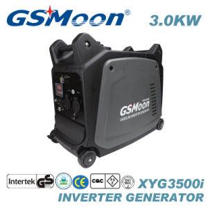 Generatore del gas di potere portatile approvato di EPA elettro