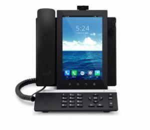 Téléphone SIP WiFi 4G, de vidéo téléphone SIP, téléphone IP de la carte SIM