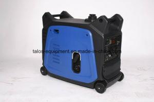 3 KVA Gasoline Briefcase Inverter Generator (G3500I)