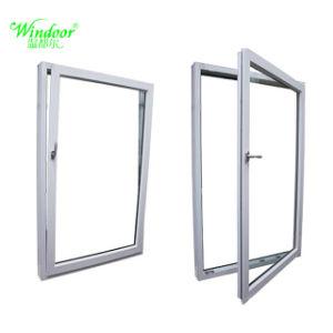 Vidro corrediço de alumínio e as portas para o Mercado Interno