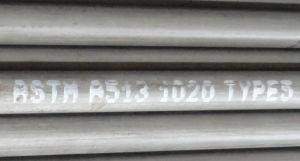 Saldato + tubi trafilati a freddo o tubi tirati del mandrino (lettere di codice) M.D.