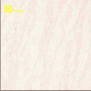 艶をかけられた完全な磨かれた大理石の一見の光沢のある磁器の床タイル