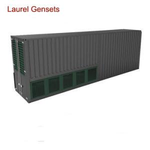 Tipo 1MW Genset diesel del contenitore alimentato da Cummins Engine