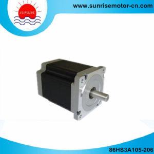86hs3a105-206 NEMA34 2A CNC 3phase Stepper y motor paso a paso