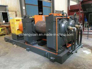 Il pneumatico residuo che ricicla il frantoio di gomma/ha usato il pneumatico che ricicla la macchina del frantoio/frantoio di gomma ripreso