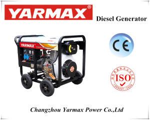 Yarmax geöffneter Typ Dieselgenerator-bestenfalls Preis