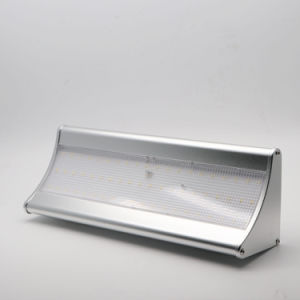 Aluminum ShellのNsl-960A Solar Wall Light