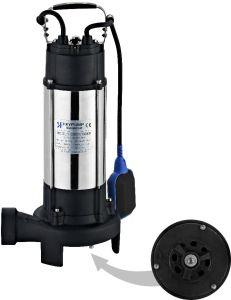 분쇄기 Sewage Submersible Pump 1.8kw