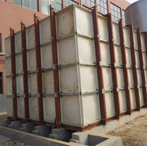 O tanque de água de PRFV GRP Tanques de Pesca do fornecimento de fábrica