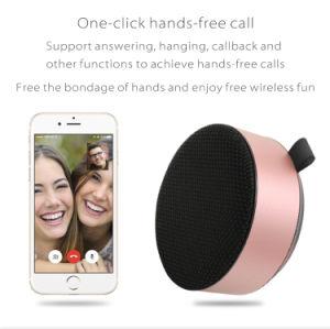 Nouveau type d'un mini haut-parleur Bluetooth avec une bonne qualité