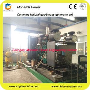 De beste Verkopende Generator van het Gas van Cummins die in China wordt gemaakt