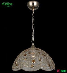 Ferro Comtemporary lustre de sala de estar/Luz D-9331/1UM)