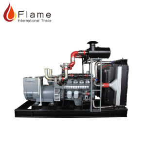 Biogas CHP 발전기 300kVA 가스 발전기