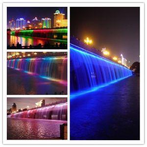 DMX de alta potencia LED Bañador de pared de alta calidad RGB