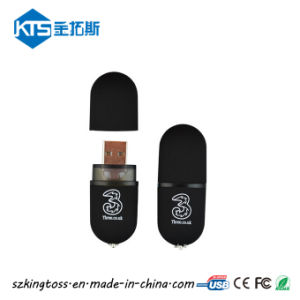 GiftのためのカスタマイズされたPlastic Capsule Shape OEM USB Pen Drive