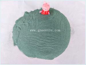 Grünes Karbid-Puder des Silikon-F240 verwendet im korrosionsbeständigen Lack