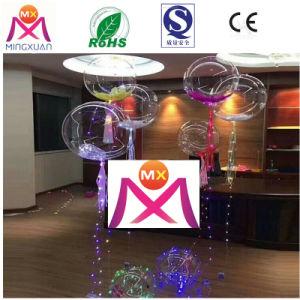 Festival-Partei-Dekoration-Zeichenkette beleuchtet Ballon LED-Bobo