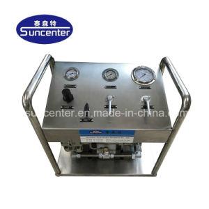 Suncenter пневматическим приводом CO2 высокого давления наполнения насоса