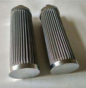 Edelstahl gesintertes Filter-/1-300 μ M gesintertes Filter-Ineinander greifen