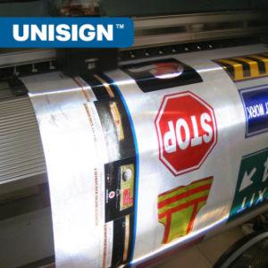 交通安全の印のための反射PVC印刷できる屈曲の旗