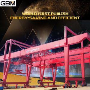 Gbm guindaste de pórtico Interior/Exterior 200ton