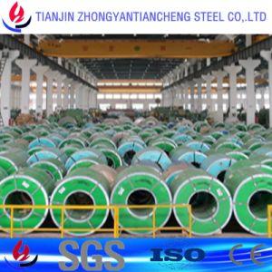 201 de Cirkel van het Staal Stainelss in Opgepoetste Oppervlakte in Roestvrij staal