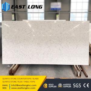 Pour de gros de pierre de quartz Engineered Quartz et de panneaux muraux/carrelage de sol
