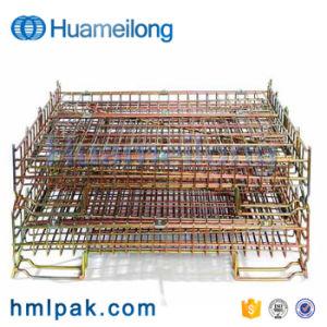 Gabbie poco costose durevoli logistiche della rete metallica di stile europeo caldo di vendita