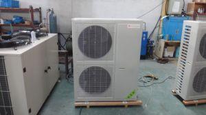 China Venda Quente Tipo caixa de unidade de condensação no exterior para sala de congelador