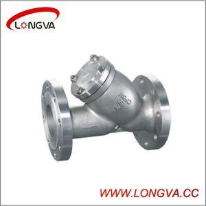 Wenzhou CF8/CF8m Flange Y-Type Strainer