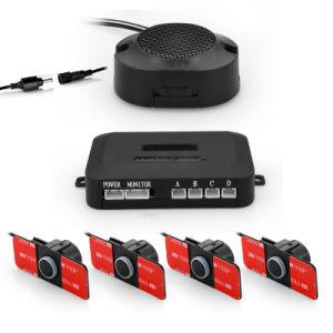 16,5 мм автоматическая парковка задним ходом датчика радара резервного копирования помощи исходного плоский 4 датчиков с Биби голосовой связи