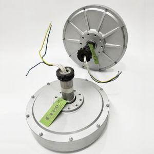 500W 200tr/min Coreless Prix générateur à aimant permanent