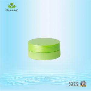 Customzied tarros de plástico PET, 50ml Crema para la cara de contenedores