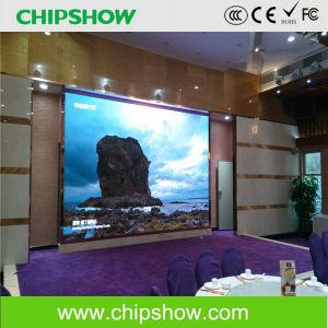P3.91 Chipshow pantalla LED SMD para interiores Reatal