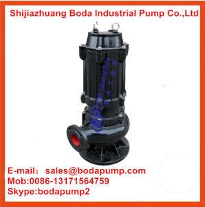 Le lisier de cendres de la pompe de la pompe submersible