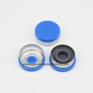 13mm 20mm 32mm combinaison de produits pharmaceutiques en aluminium d'injection plastique flip off Flacon à sertir Cap
