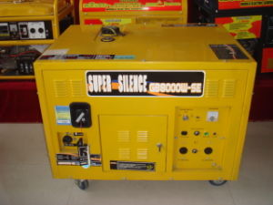 Super Silent бензиновый генератор