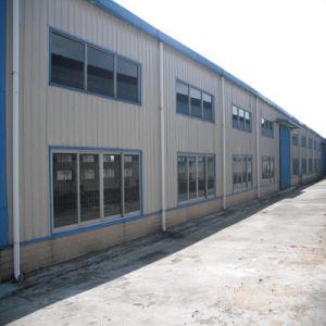 Acier de charpente en acier de fabrication de panneaux extérieurs de l'entrepôt de structure