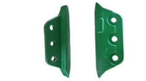 Hitachi-Gussteil-Exkavator-Seiten-Scherblock (ZX200)