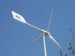 Generador de turbina de viento con alta potencia de salida