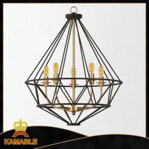 Eitelkeits-dekorativer Innenstahl, der hängende Beleuchtung (KAAB041, hängt)